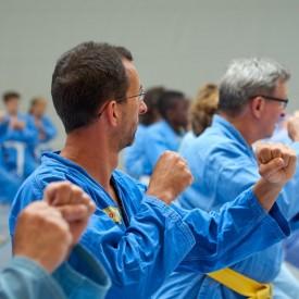 Trainieren nach Kommandos schult die Reaktionsfähigkeit